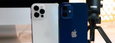 يتصدر iPhone 12 و iPhone 12 Pro المبيعات العالمية لمحطات 5G في أكتوبر