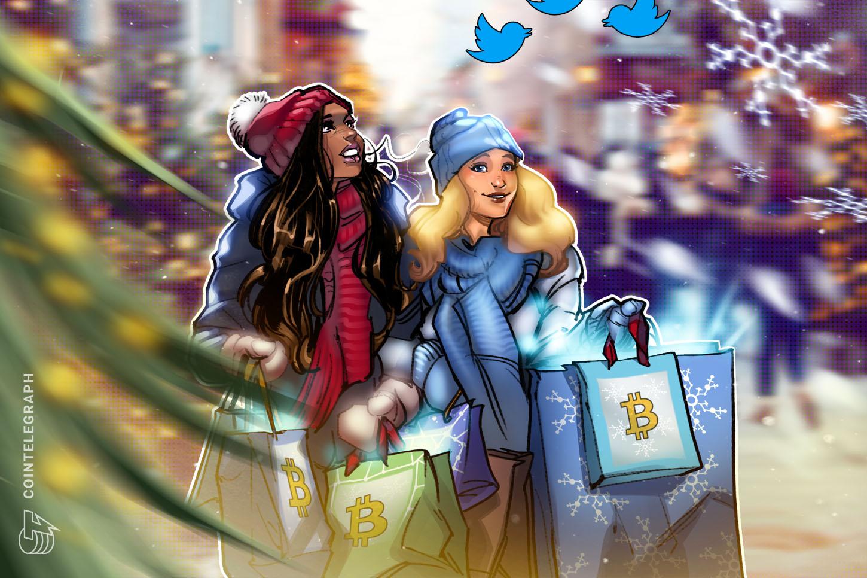 Crypto Twitter يحتفل بعيد الميلاد مع معلم جديد من Bitcoin