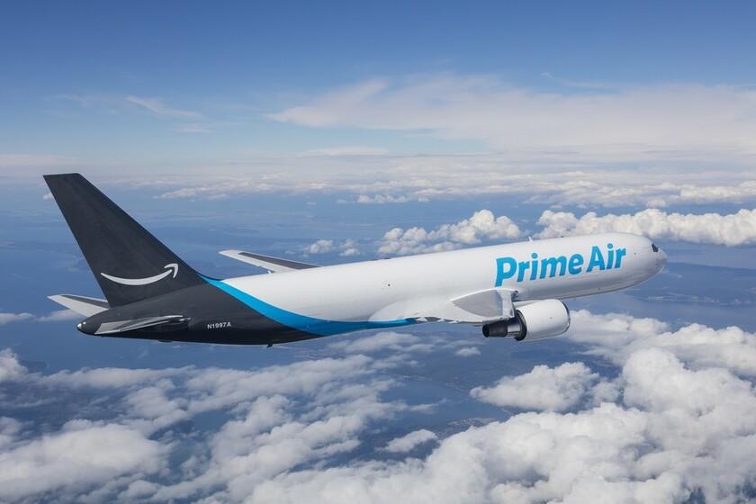 11 طائرة بوينج 767-300 لشبكتها Prime Air